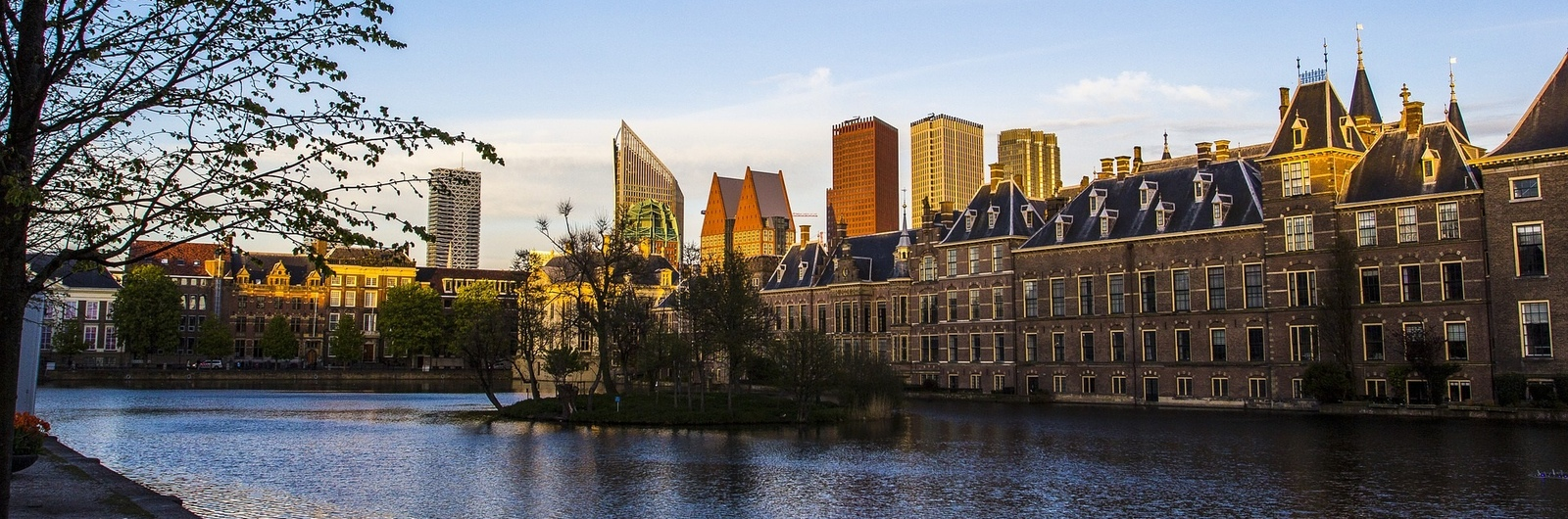 den haag city header