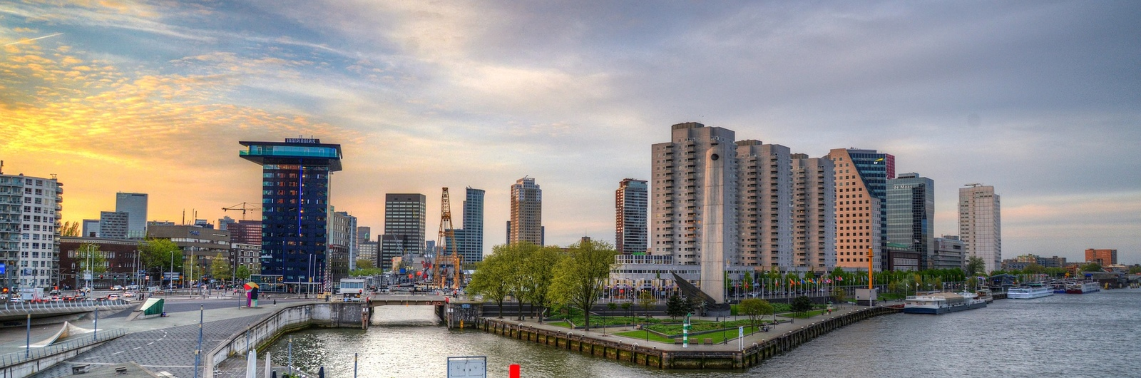 rotterdam city header