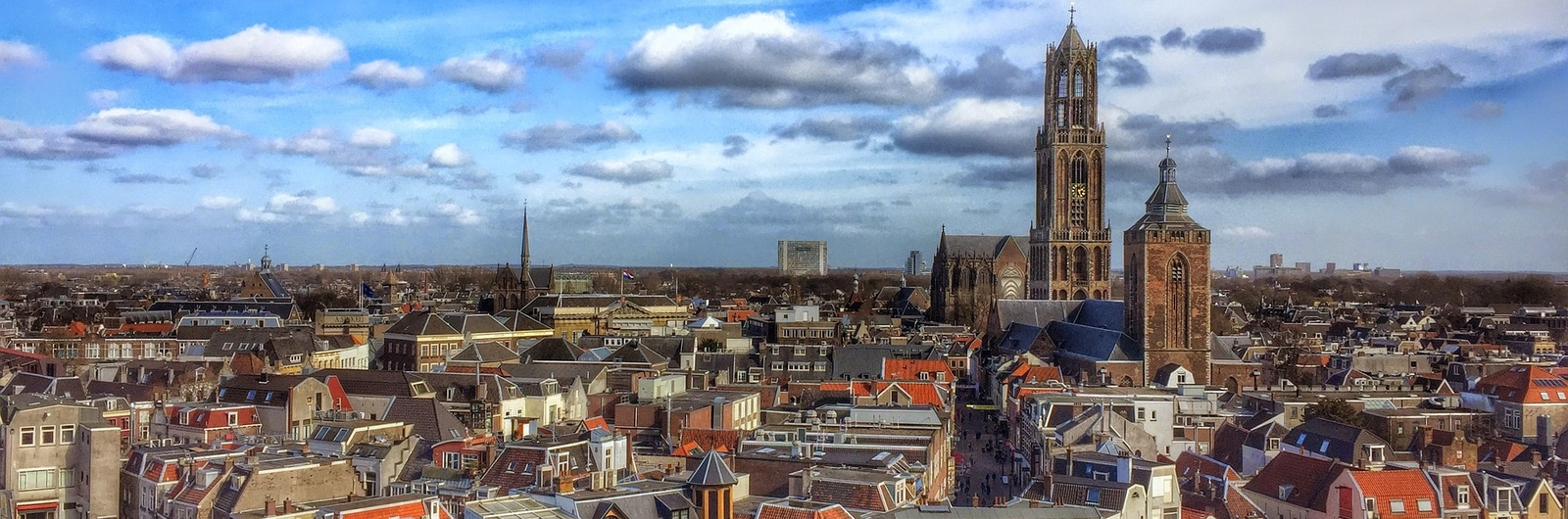 utrecht city header