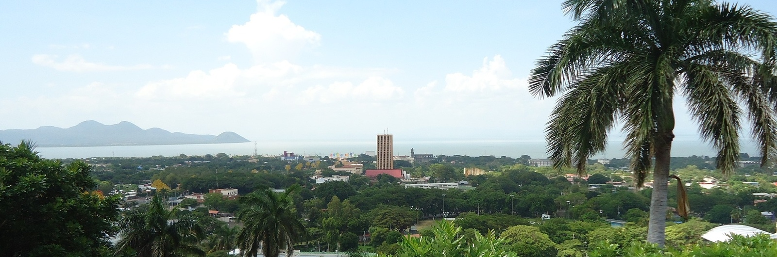 managua city header