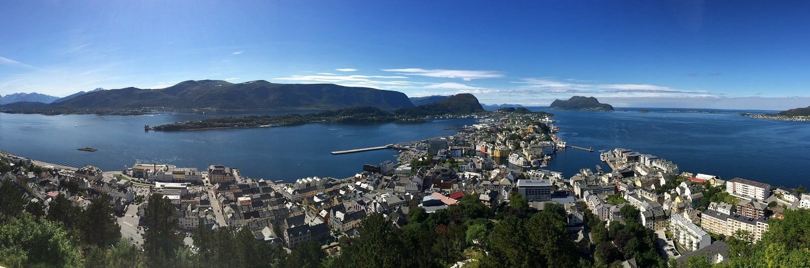alesund city header