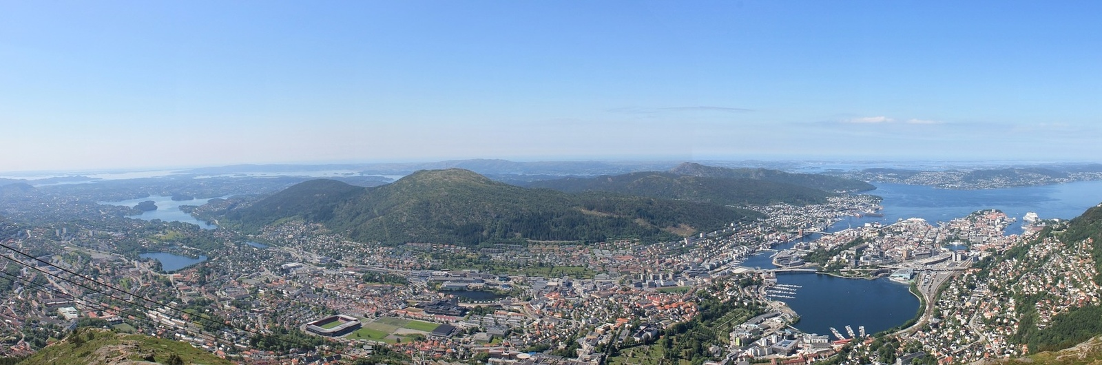 bergen city header