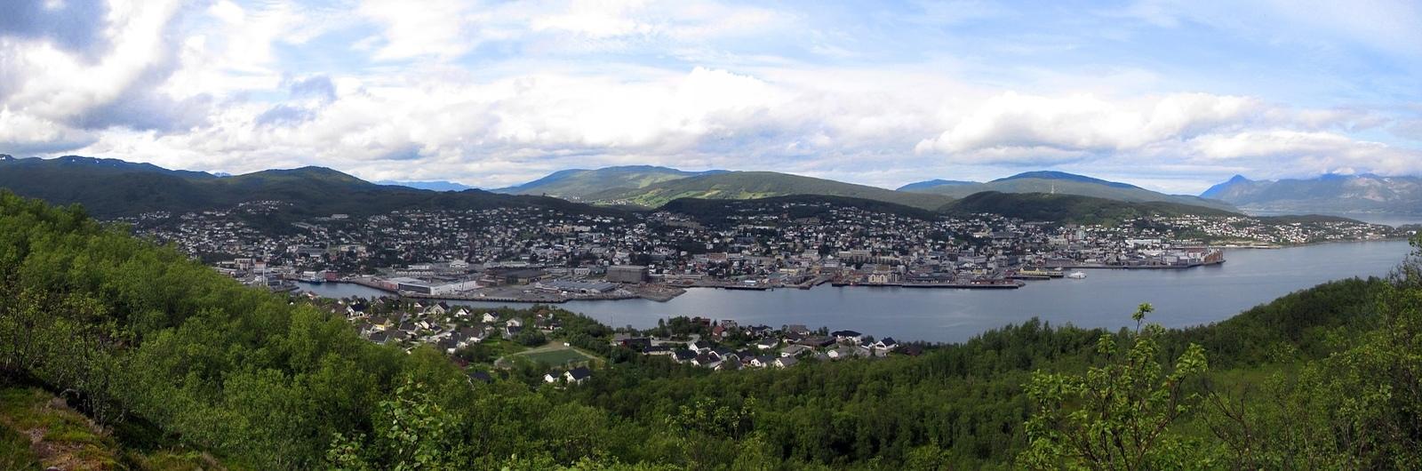 harstad city header