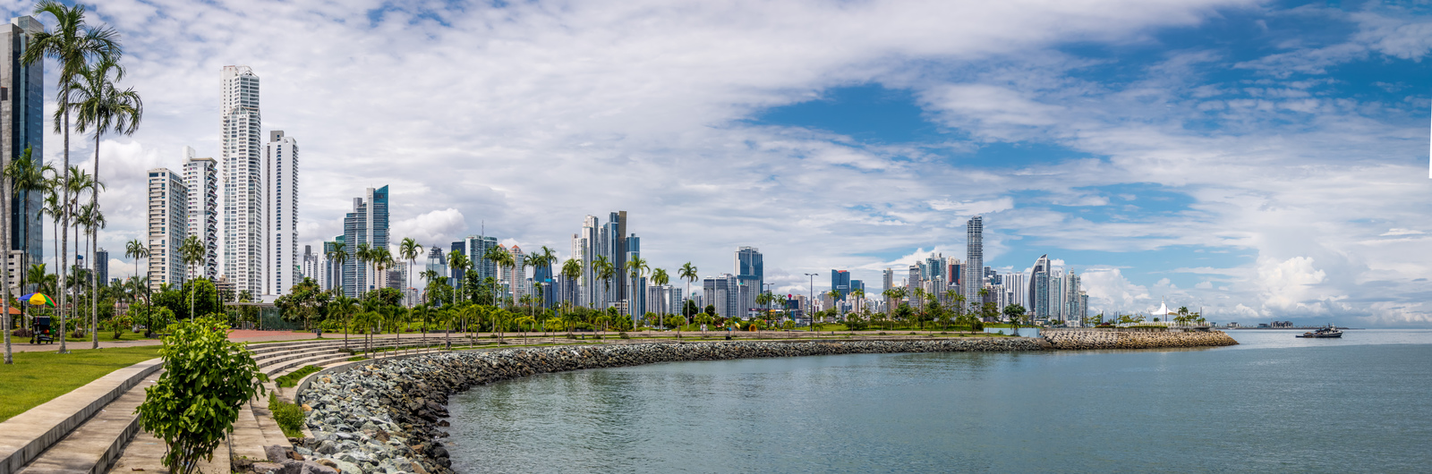 panama city city header