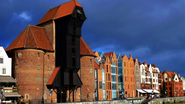 gdansk city content