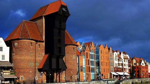 gdansk city content