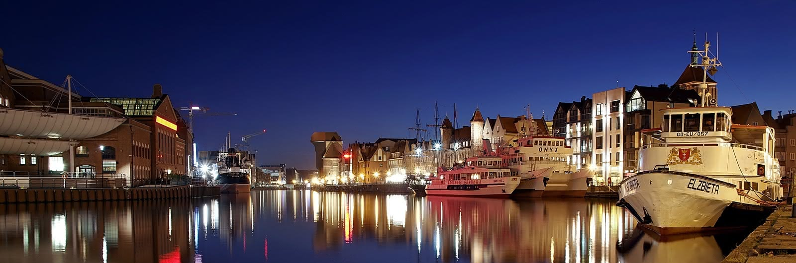 gdansk city header