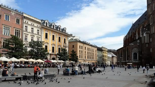 krakow city content