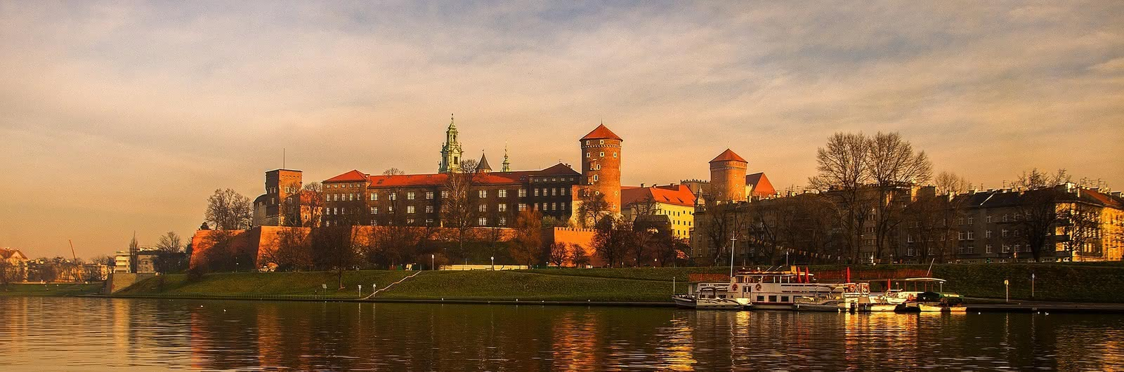 krakow city header