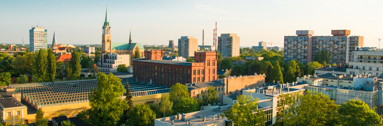 lodz city header