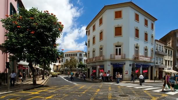 funchal city content