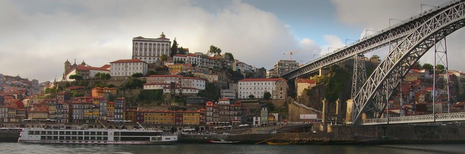 porto city header