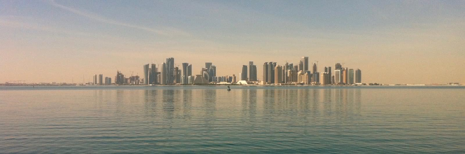 doha city header