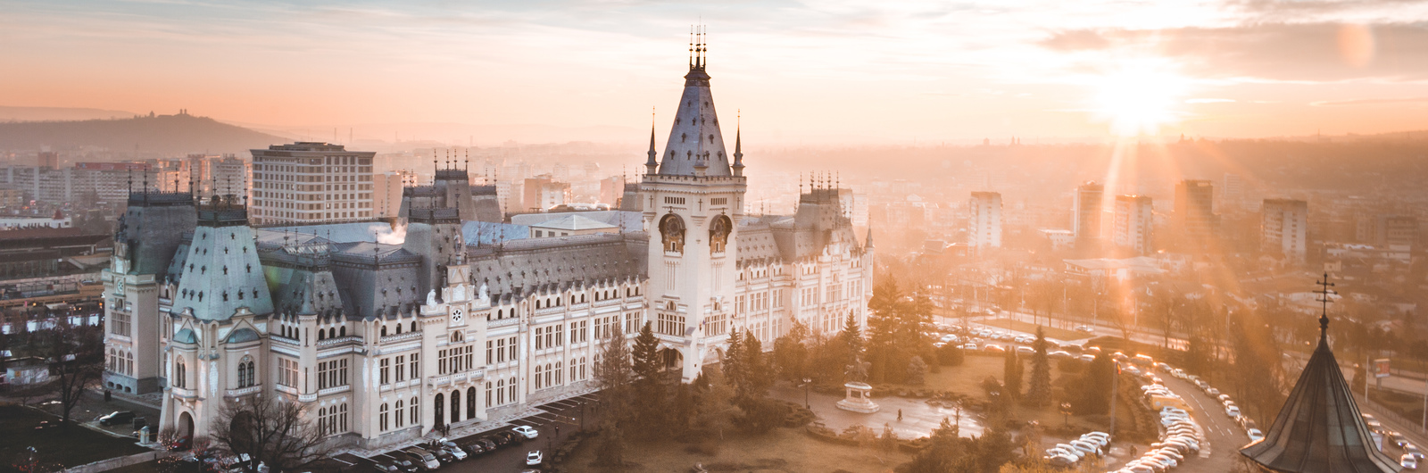 iasi city header