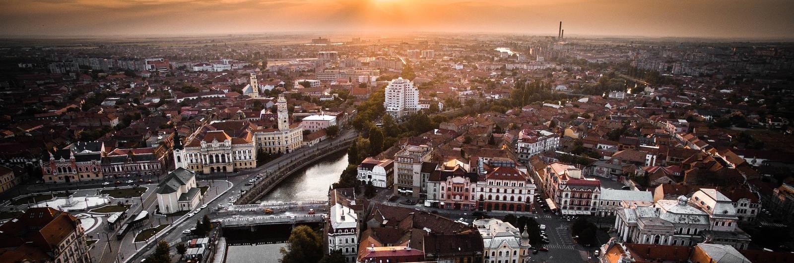 oradea city header