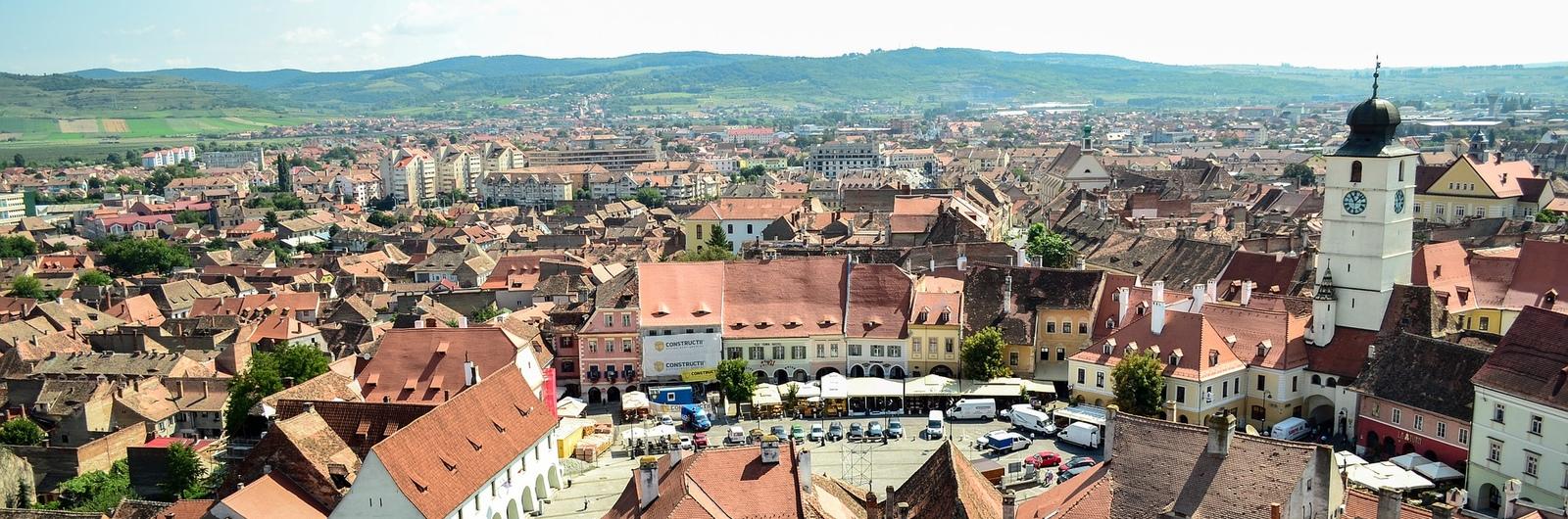 sibiu city header