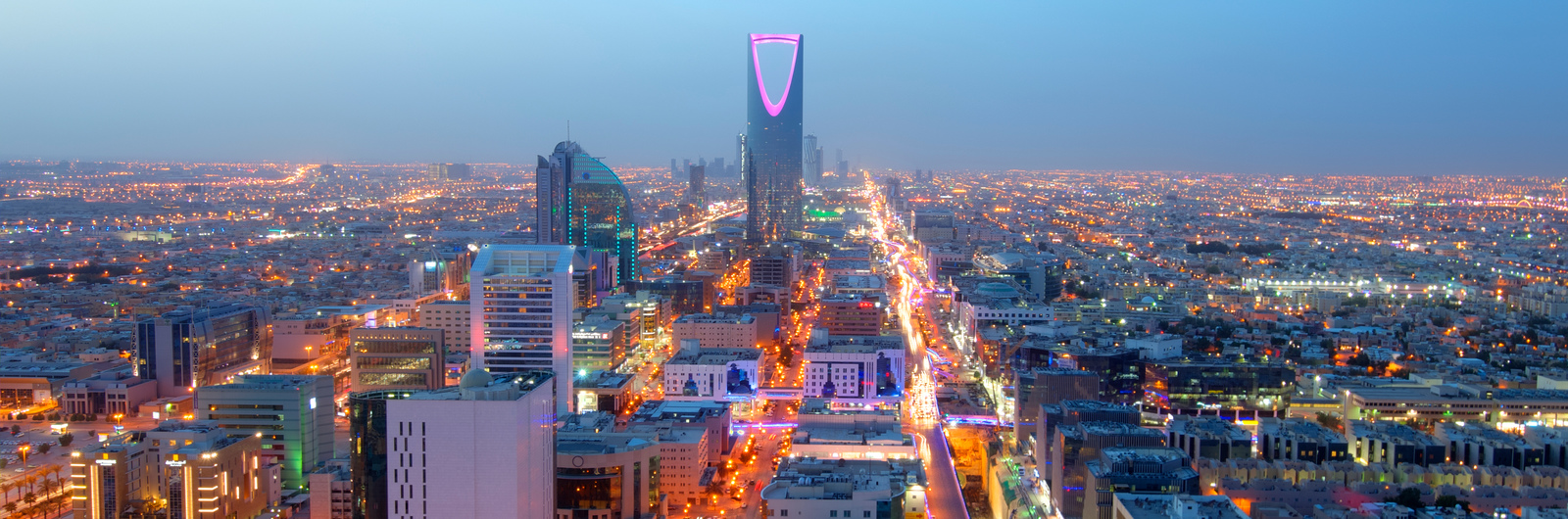 riyadh city header