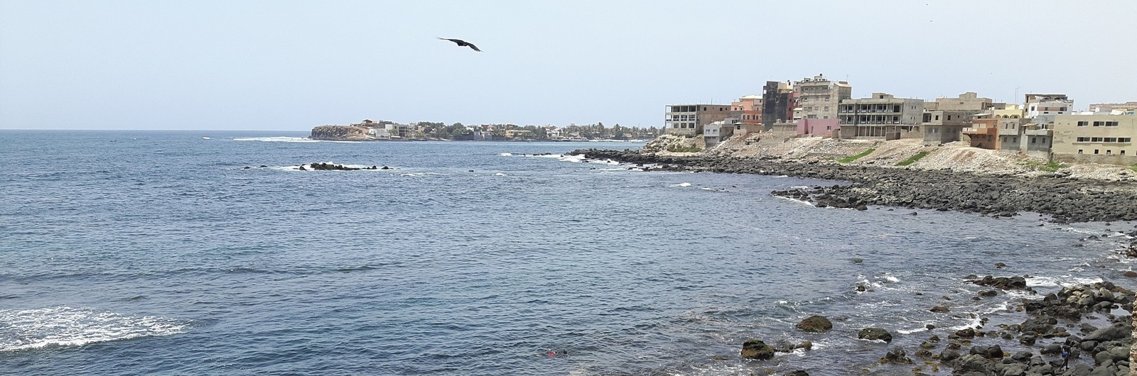 dakar city header