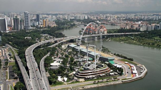singapore city content