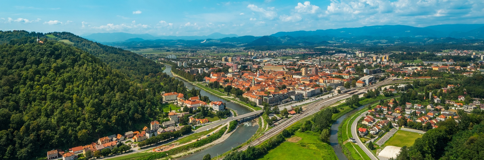 celje city header