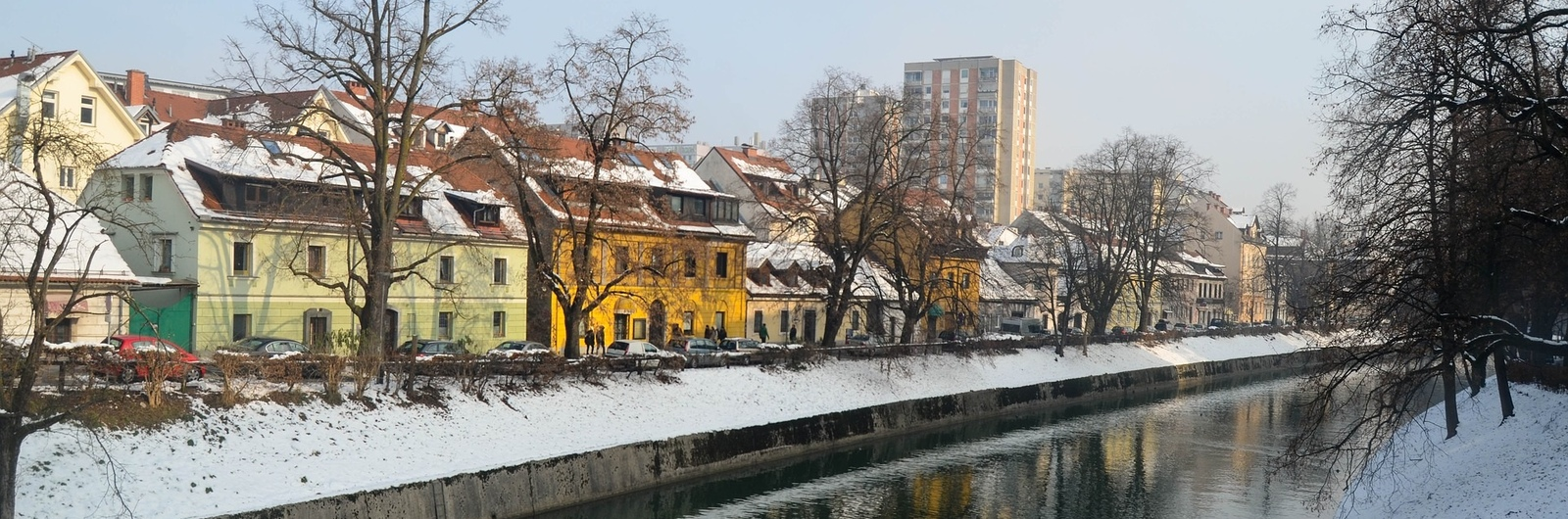 ljubljana city header