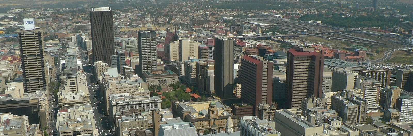 johannesburg city header