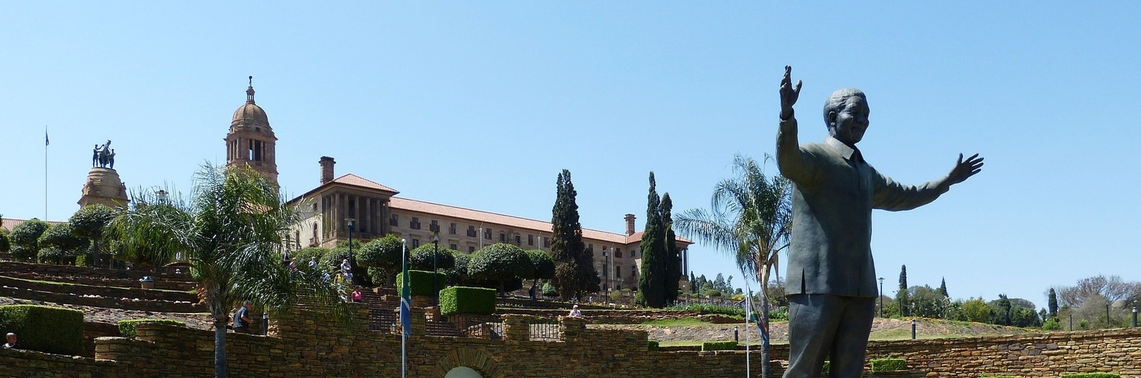 pretoria city header