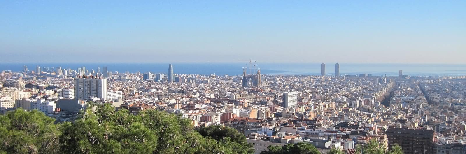 barcelona city header
