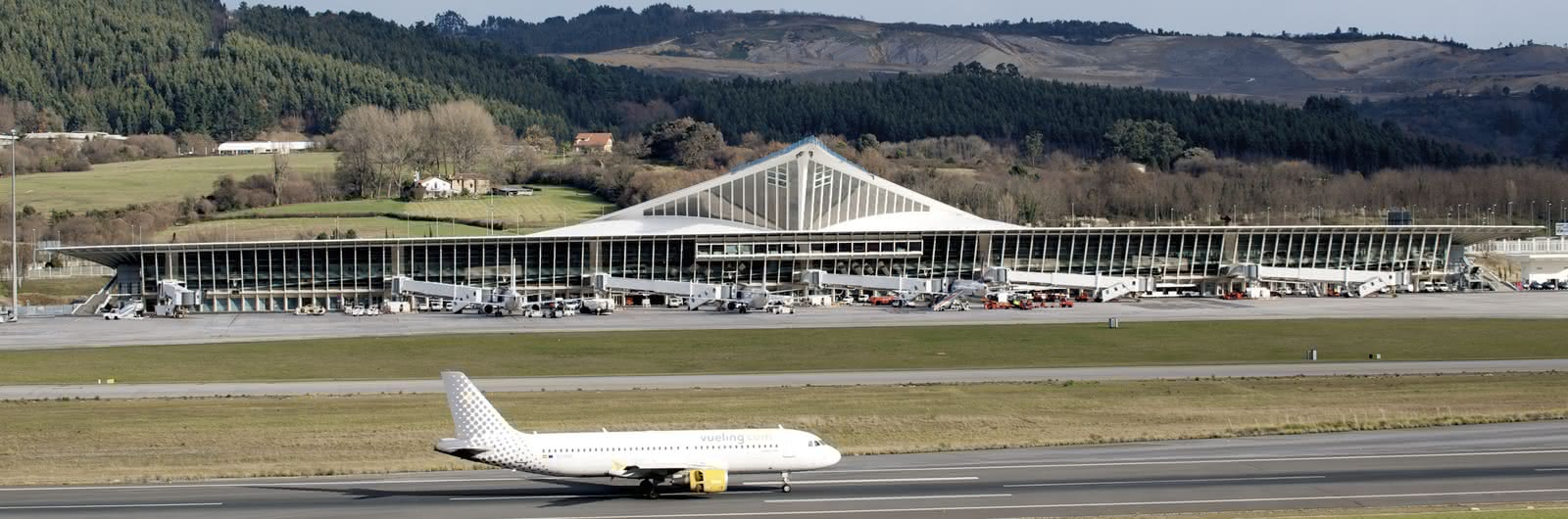 bilbao airport header