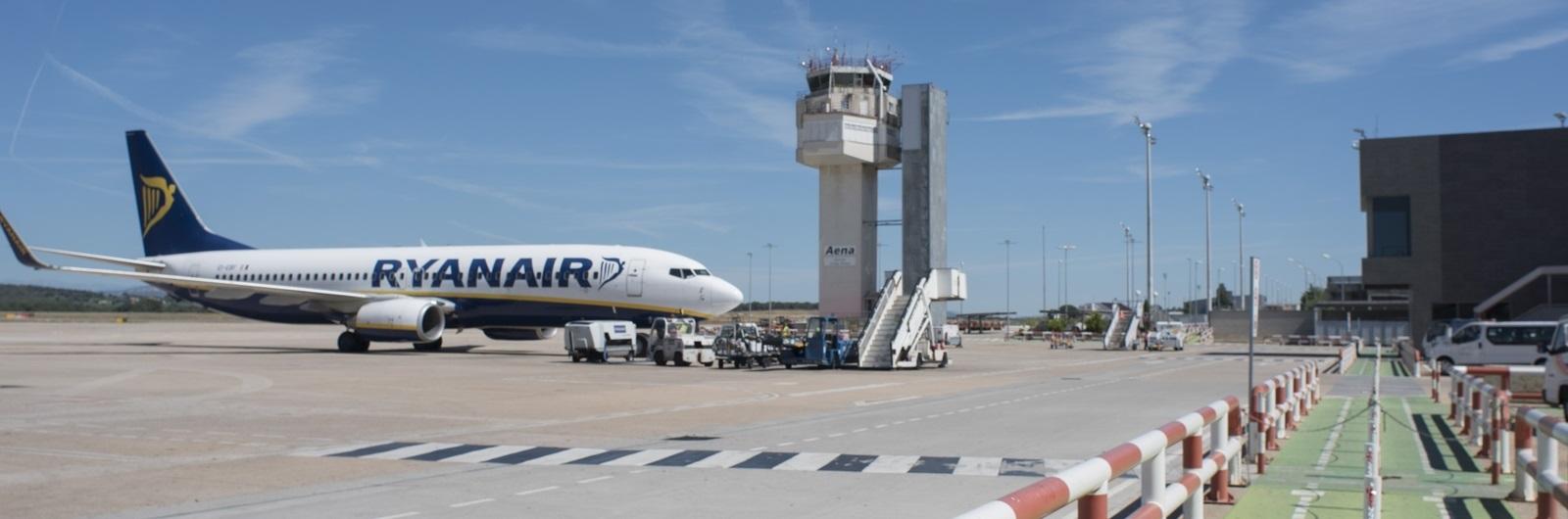 girona airport header