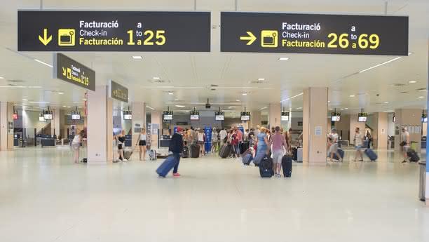 ibiza airport content