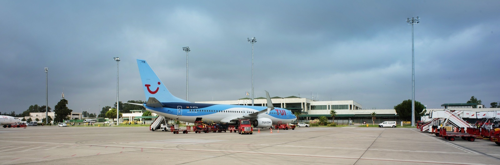 jerez airport header