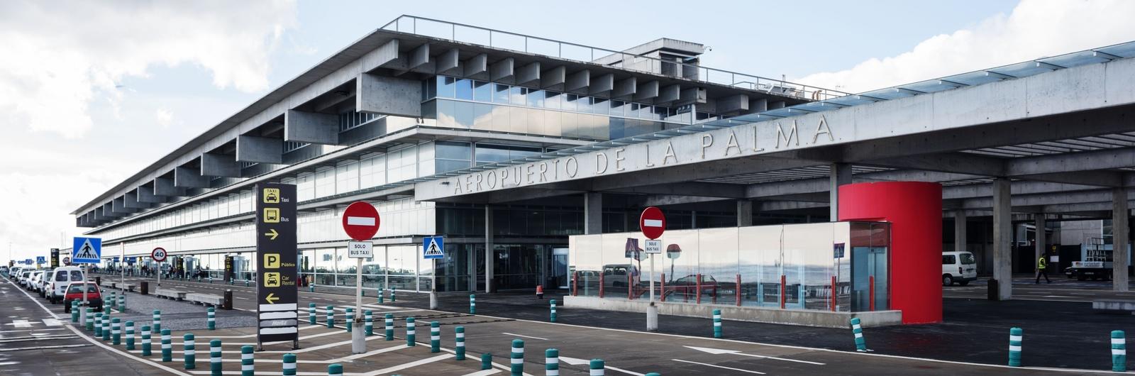 la palma airport header