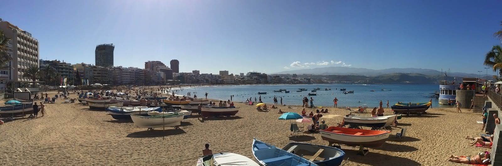 las palmas city header