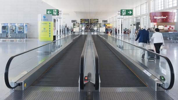 malaga airport content