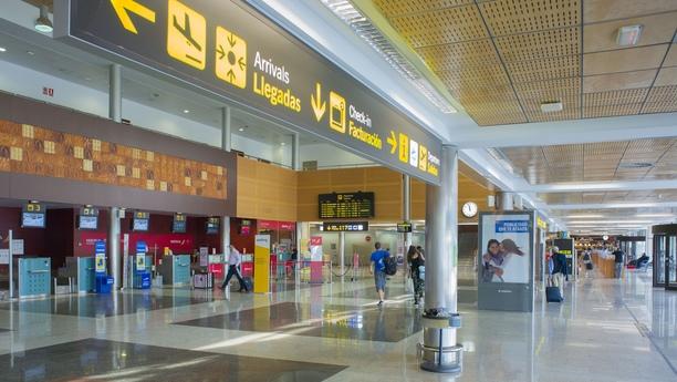 santander airport content