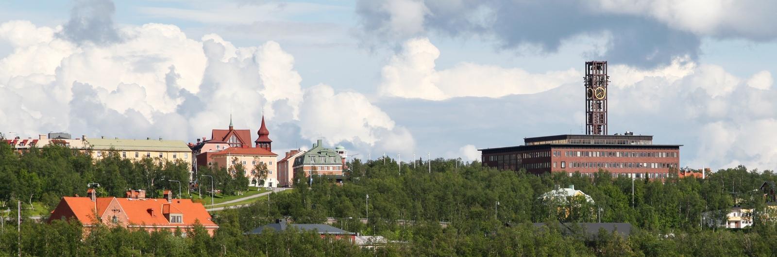 kiruna city header