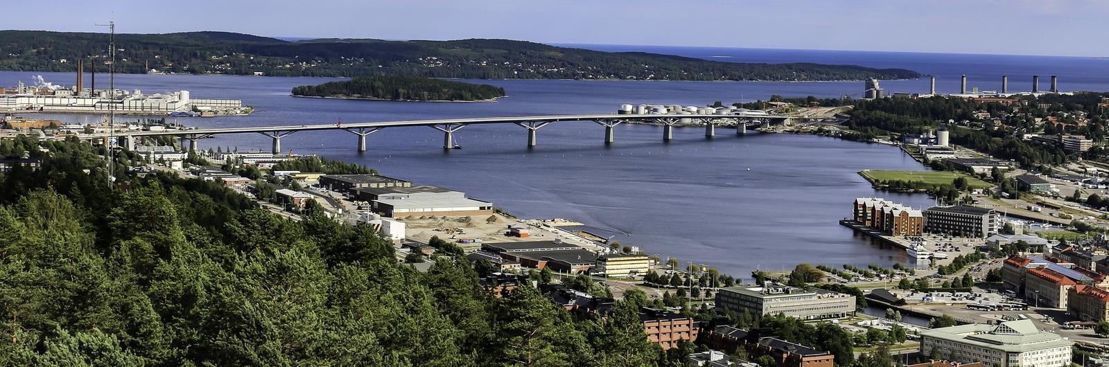 sundsvall city header