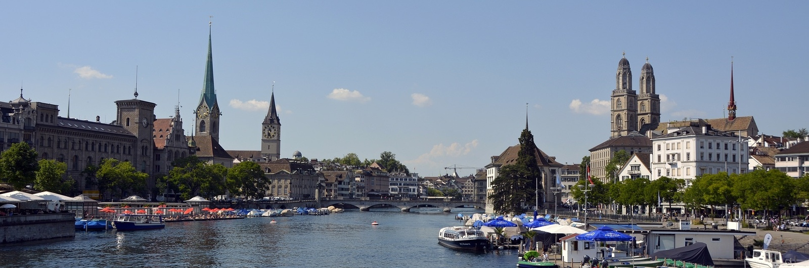 zurich city header