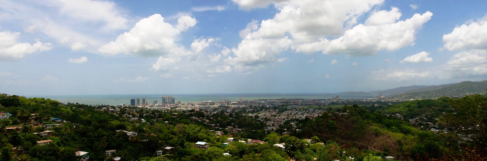 port of spain city header