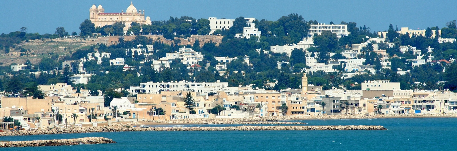 tunis city header
