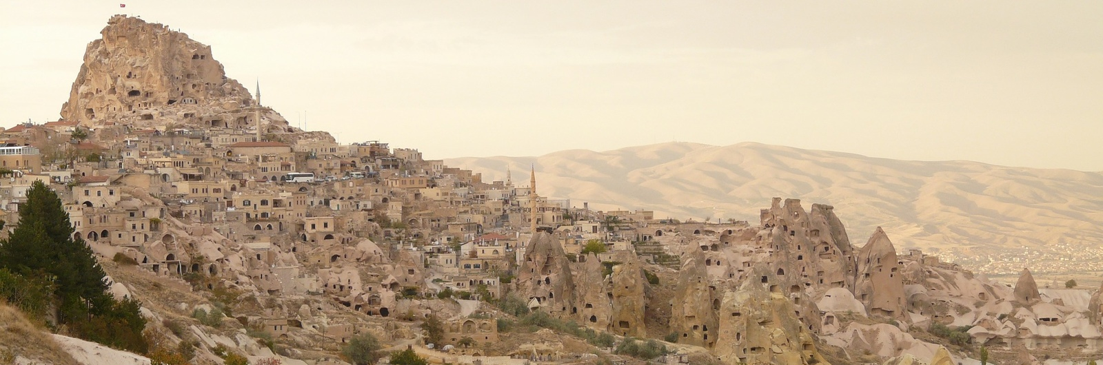 nevsehir city header