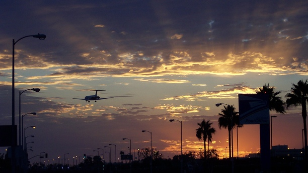 los angeles content airport