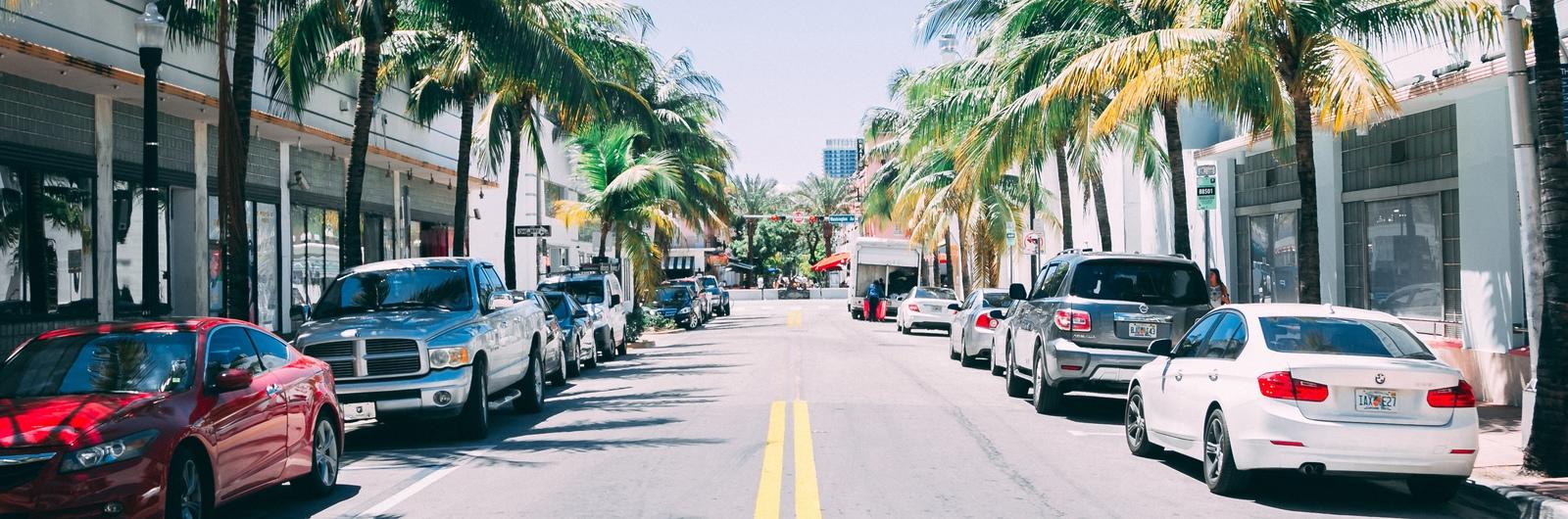miami city header