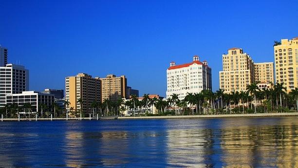 palm beach city content
