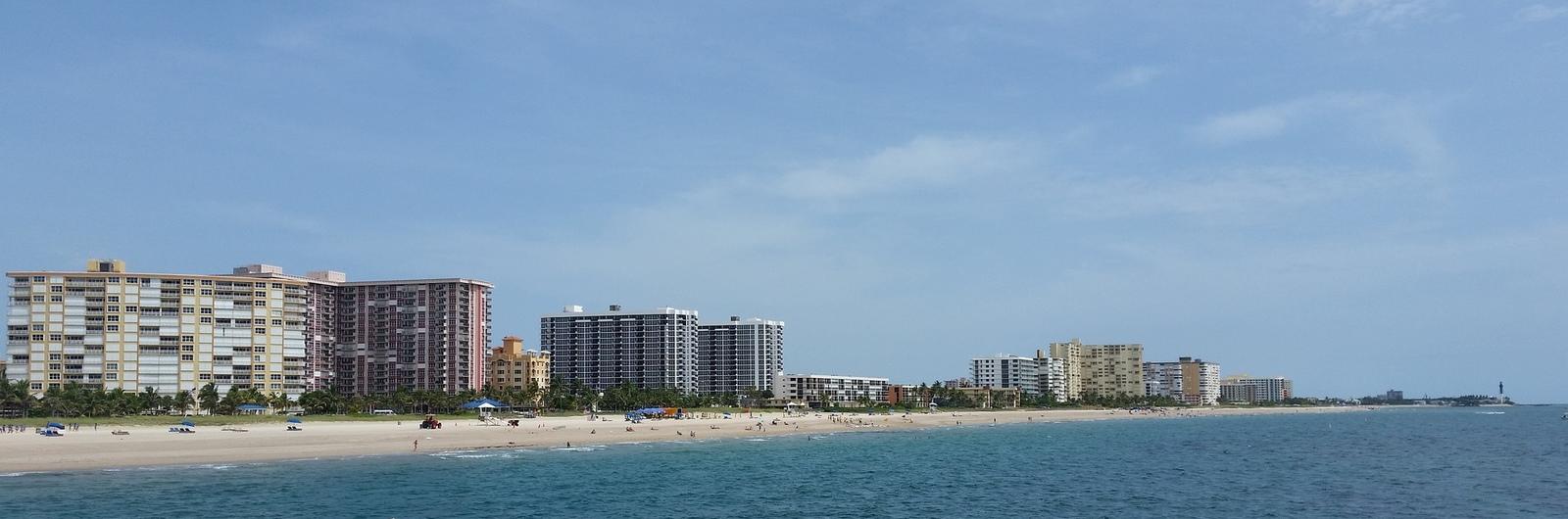 pompano beach city header