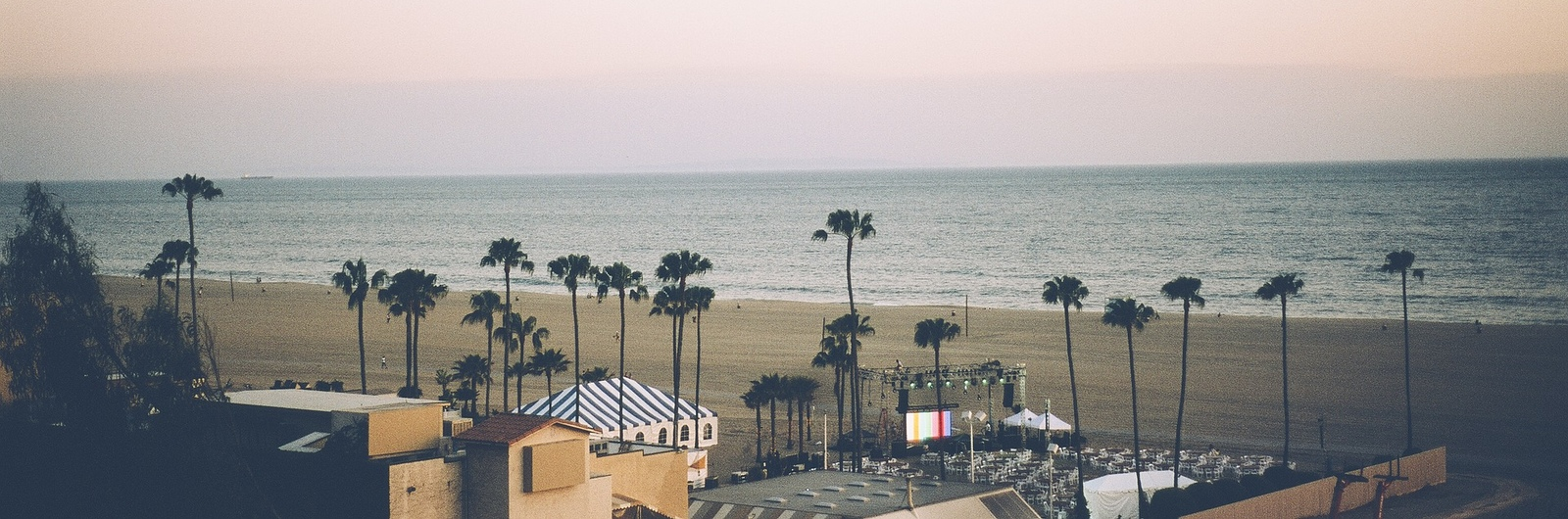santa monica city header