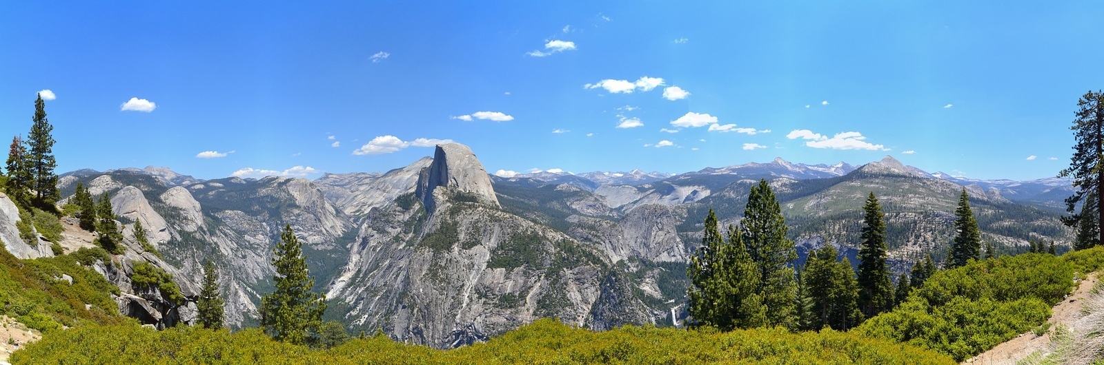 yosemite national park city header