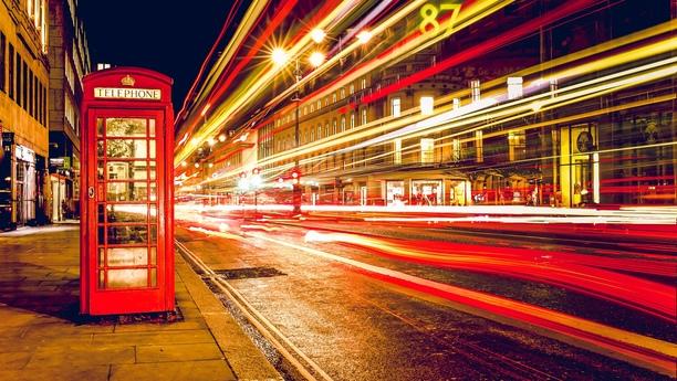 city london telephone