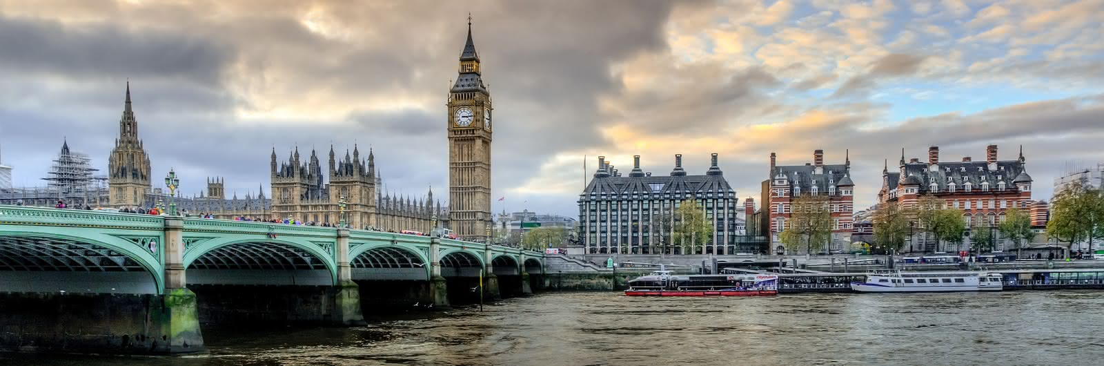 london city header